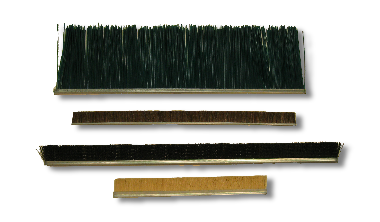 Metal Back Strip Brushes